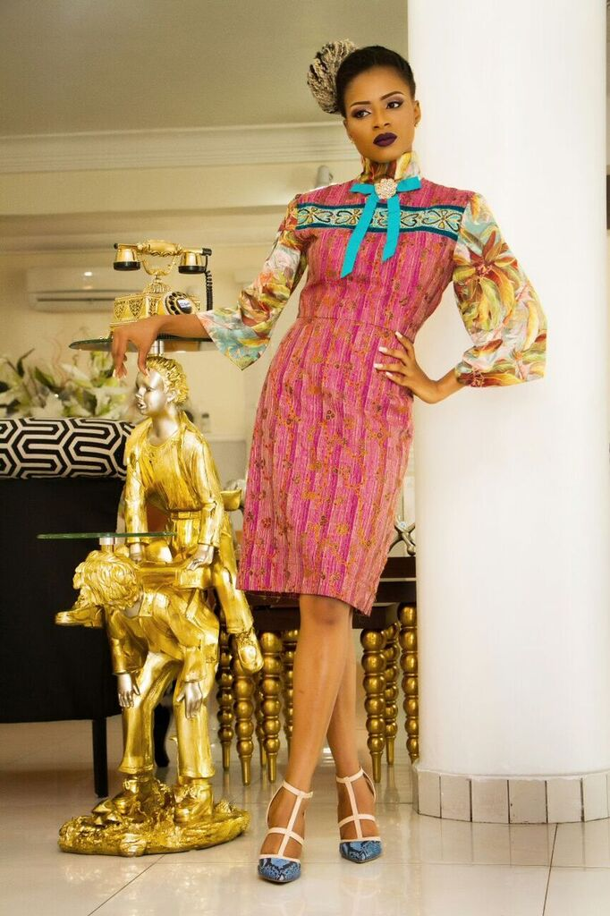 Revamp by Peaceful Owoghiri Collection - BellaNaija - November 2015