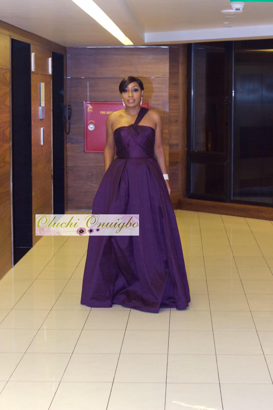 Rita Dominic AFRIFF Gala