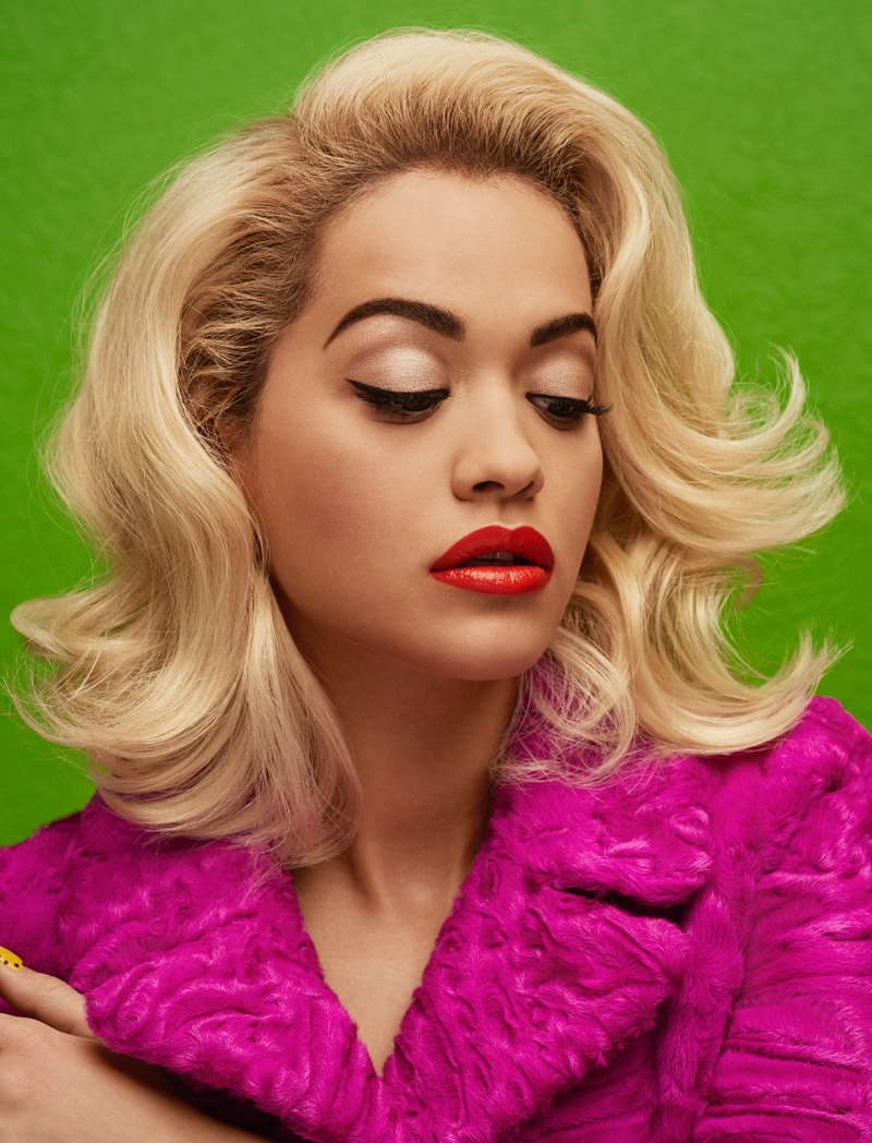 Rita Ora for Wonderland Magazine - BellaNaija - November 2015