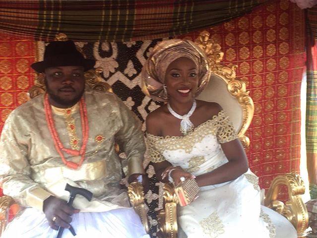 Sake and Andrew Esiri Wedding-BellaNaija-2