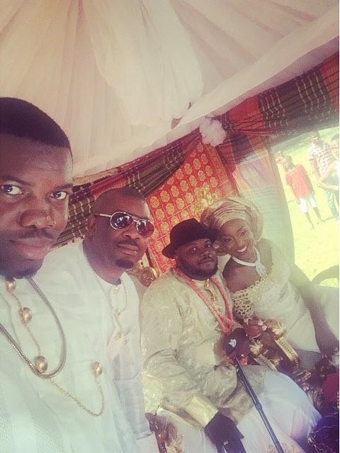 Sake and Andrew Esiri Wedding-BellaNaija-4