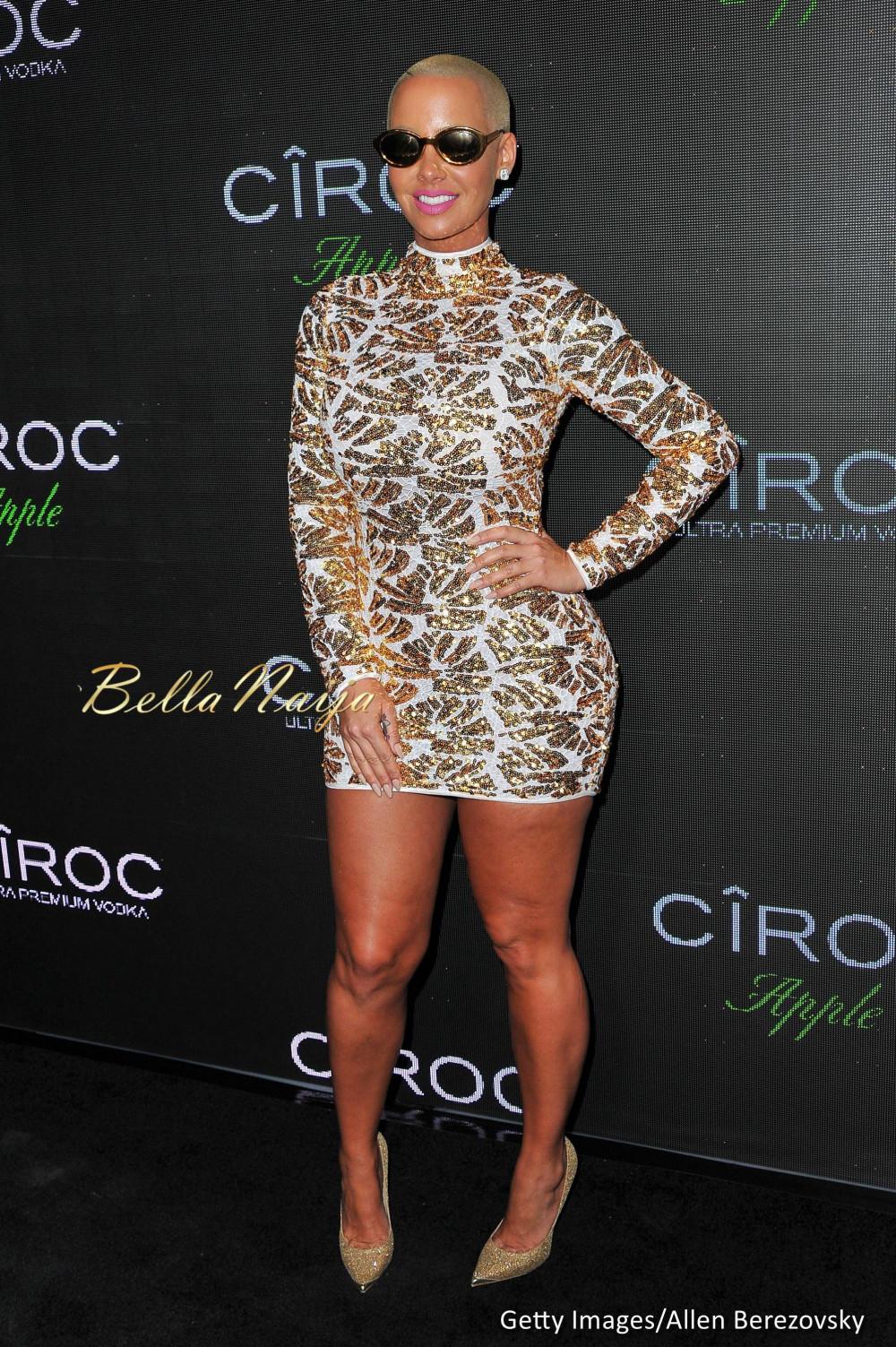 Keke Palmer, Kourtney Kardashian, Kris Jenner, Tyga & More