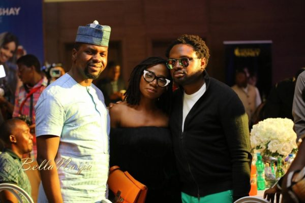 Adebola Williams, Asa & Cobhams Asuquo