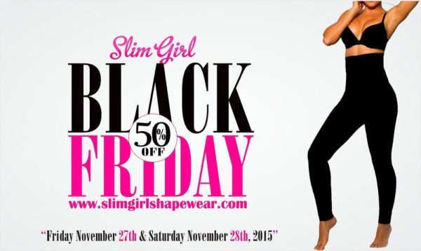 Slimgirl Black Friday