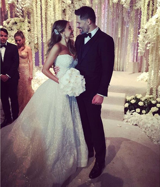 Sofia Vergara & Joe Manganiello's Wedding_5
