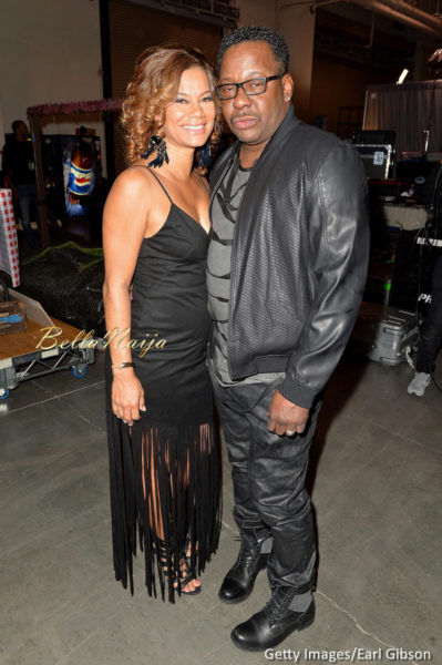 Alicia Etheredge & Bobby Brown