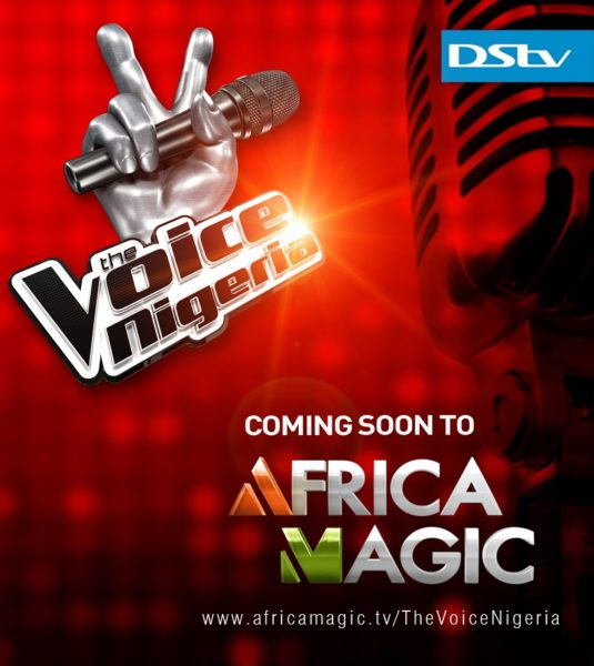 THE VOICE NIGERIA COMING SOON