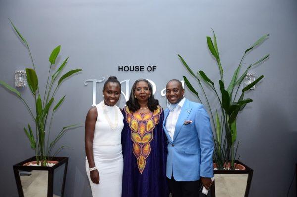 Tara Durotoye, Ibukun Awosika & Fela Durotoye