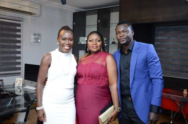 "Tara Fela-Durotoye, Funmilola ""Abeke"" & Abisoye Olurinola"