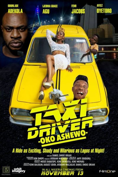Taxi Driver Movie - BellaNaija - November 2015