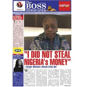 The Boss Diezani 1