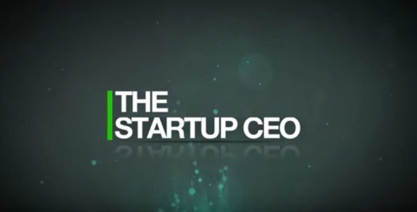 The Startup CEO