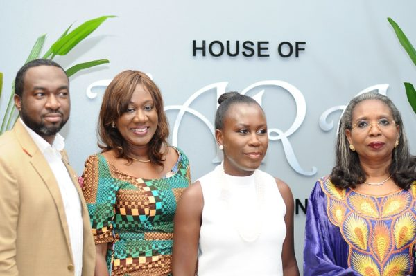 The board of House of Tara - Chukwu Monye, Nimi Akinkugbe,Tara Durotoye, Ibukun Awosika