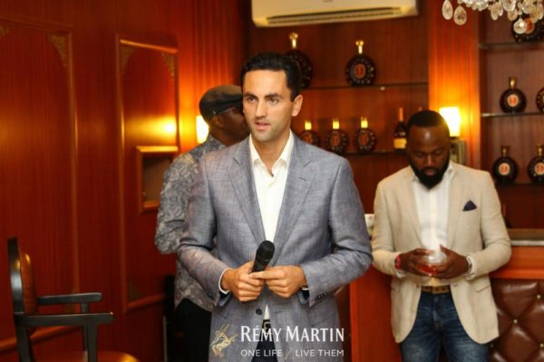 Thibault Robert - Rémy Cointreau Marketing Manager (Africa & Mediterranean Middle East)
