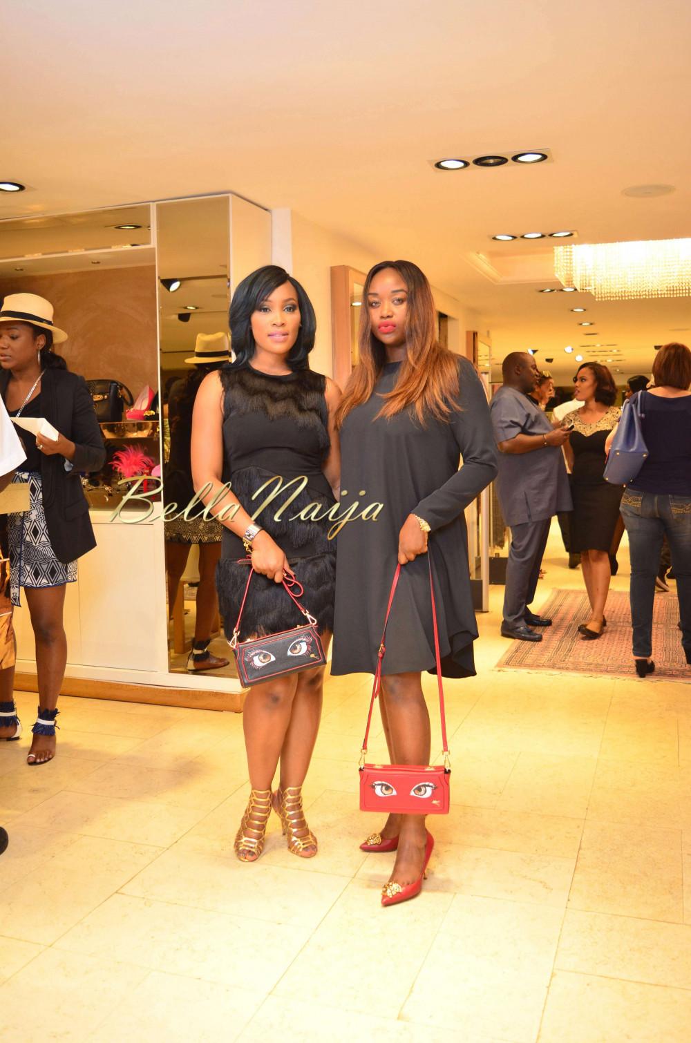 Titi Akinkugbe & Tola Adeagbo