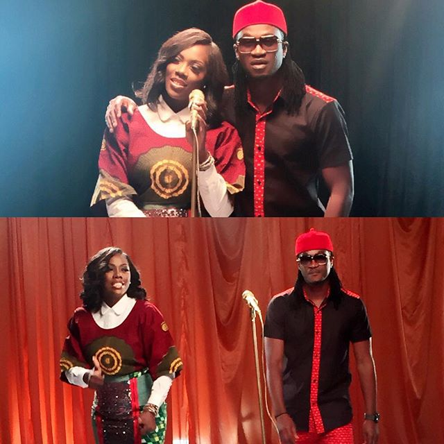 Tiwa Savage-Paul Okoye 1