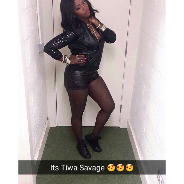 Tiwa Savage Warwick 2015