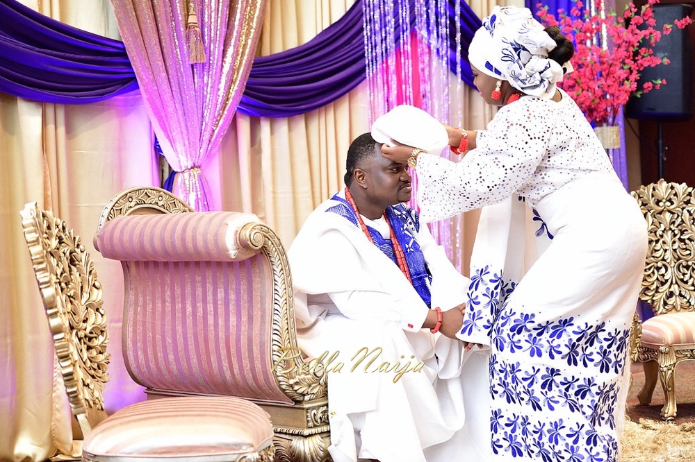 #TobiTeyeNoni_Nigerian Wedding in DMV_BellaNaija Weddings 2015_TobiTeyeTrad_367