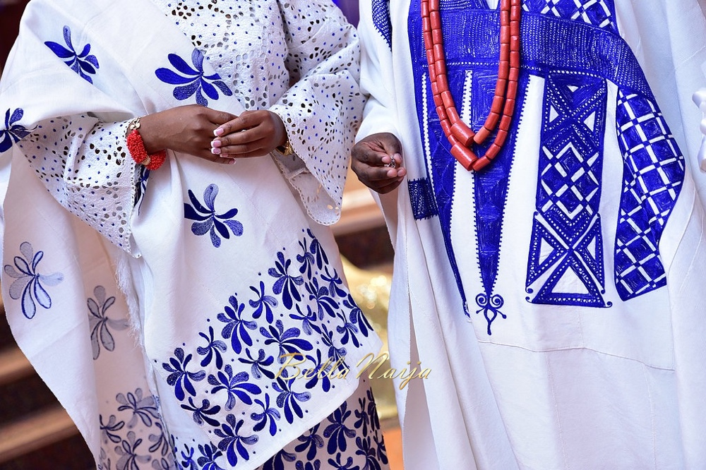 #TobiTeyeNoni_Nigerian Wedding in DMV_BellaNaija Weddings 2015_TobiTeyeTrad_399