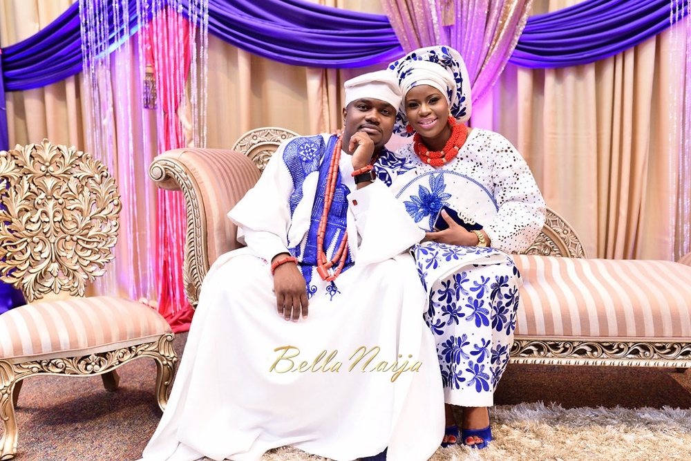 #TobiTeyeNoni_Nigerian Wedding in DMV_BellaNaija Weddings 2015_TobiTeyeTrad_440