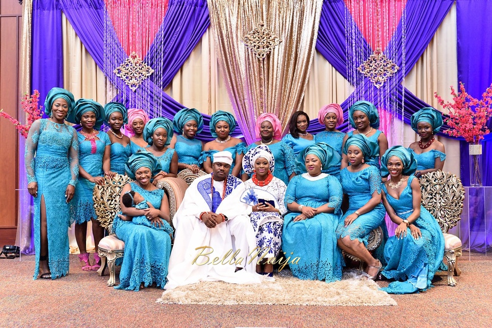 #TobiTeyeNoni_Nigerian Wedding in DMV_BellaNaija Weddings 2015_TobiTeyeTrad_444