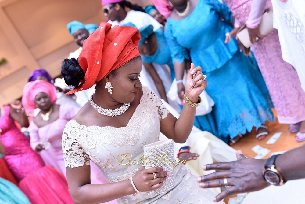 #TobiTeyeNoni_Nigerian Wedding in DMV_BellaNaija Weddings 2015_TobiTeyeTrad_494