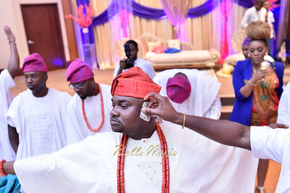 #TobiTeyeNoni_Nigerian Wedding in DMV_BellaNaija Weddings 2015_TobiTeyeTrad_503