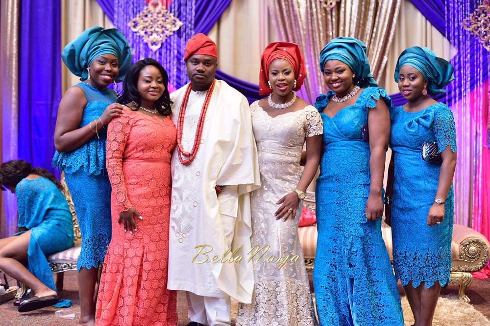 #TobiTeyeNoni_Nigerian Wedding in DMV_BellaNaija Weddings 2015_TobiTeyeTrad_683