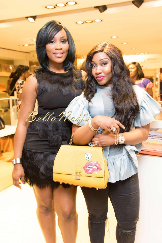 Tola Adeagbo & Jennifer Obayuwana