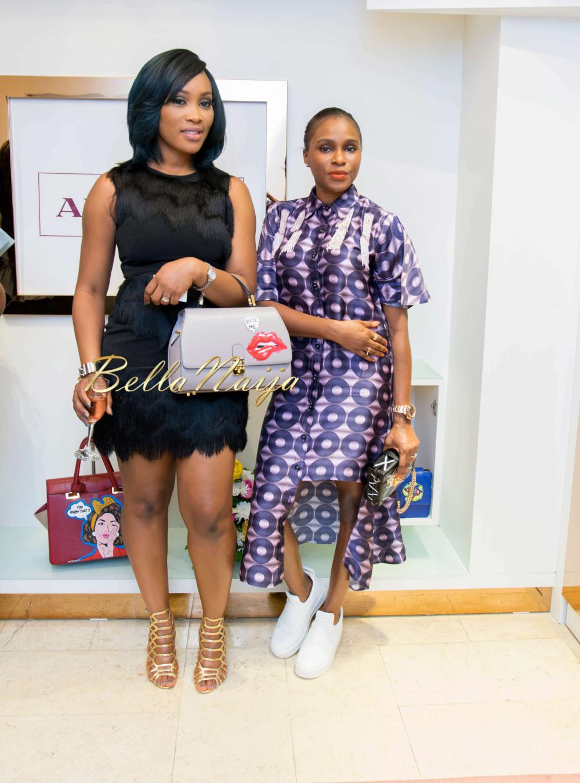 Tola Adeagbo & Lisa Folawiyo