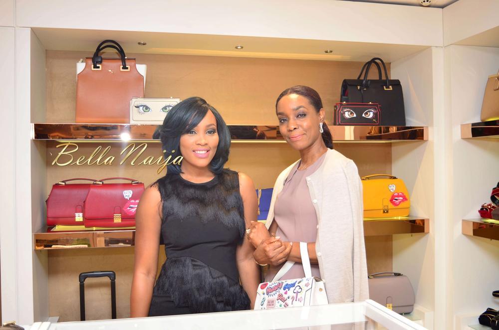 Tola and Mrs Ngozi Princewill Utchay