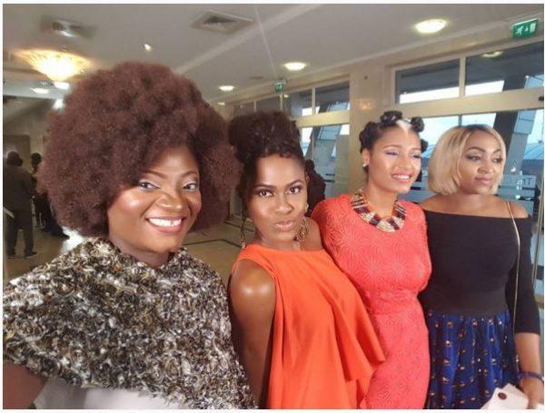 Tosin Ajibade, Yvonne Ekwere, Elma Godwin & Sharon Ojong
