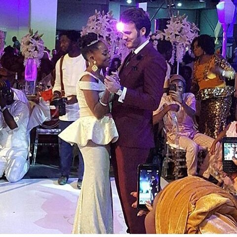 Tosyn Bucknor & Aurélien Boyer's Wedding 1