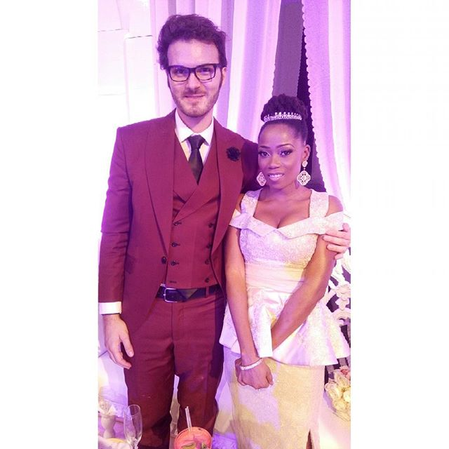 Tosyn Bucknor & Aurélien Boyer's Wedding 2