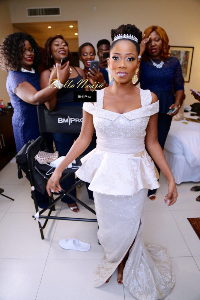 Tosyn Bucknor and Aurelien Boyer Wedding 1