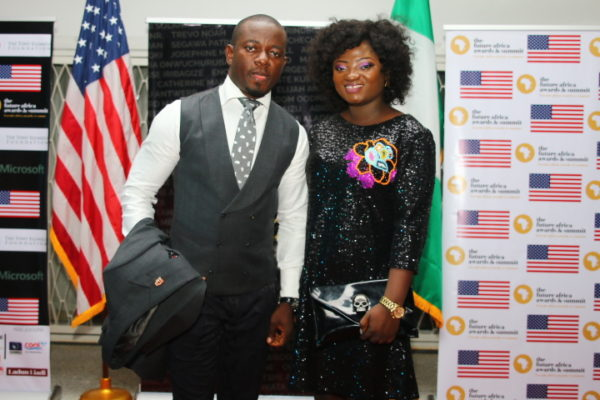 Uche Nnaji and Tosin Ajibade