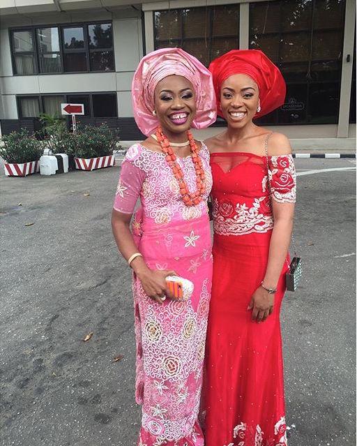 Uche Okonkwo and Kachi Asugha Wedding 1