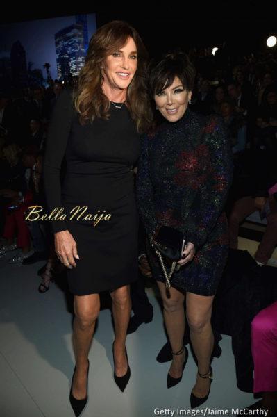 Caitlyn Jenner & Kris Jenner