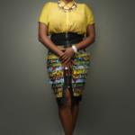 Waje African Woman