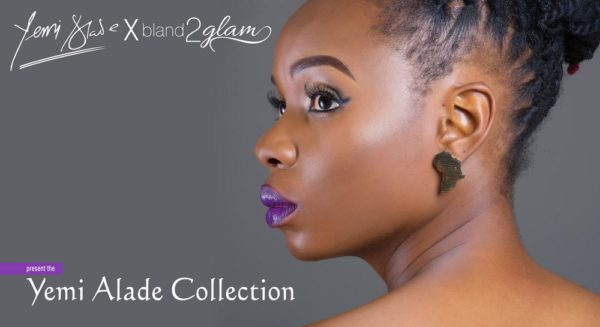 Yemi Alade x Bland 2 Glam COVER