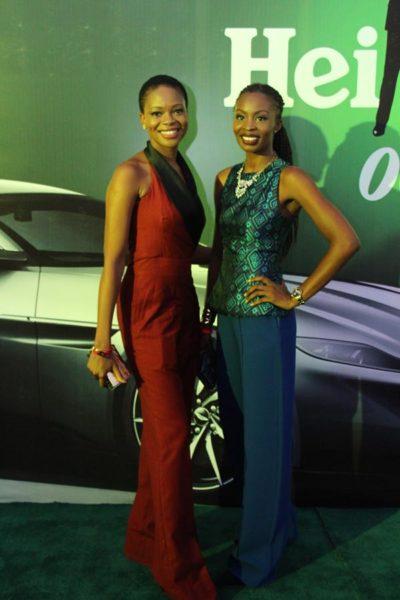 Zainab Balogun & Lamide Akintobi