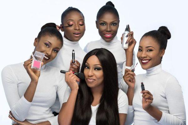 Zaron Cosmetics 2015-2016 Ad Campaign - BellaNaija - November2015004