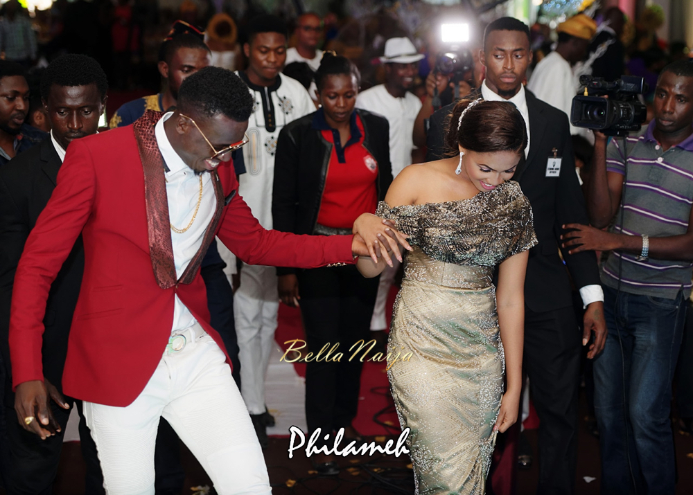 Watch Akpororo Josephine S Wedding Video On The Guest