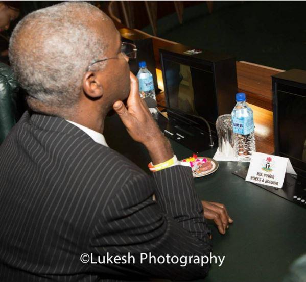 fashola at Ministers' Inauguration 4