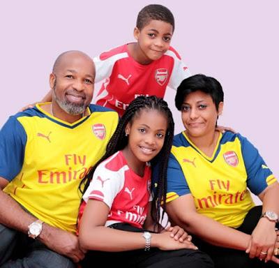 yemi solade family