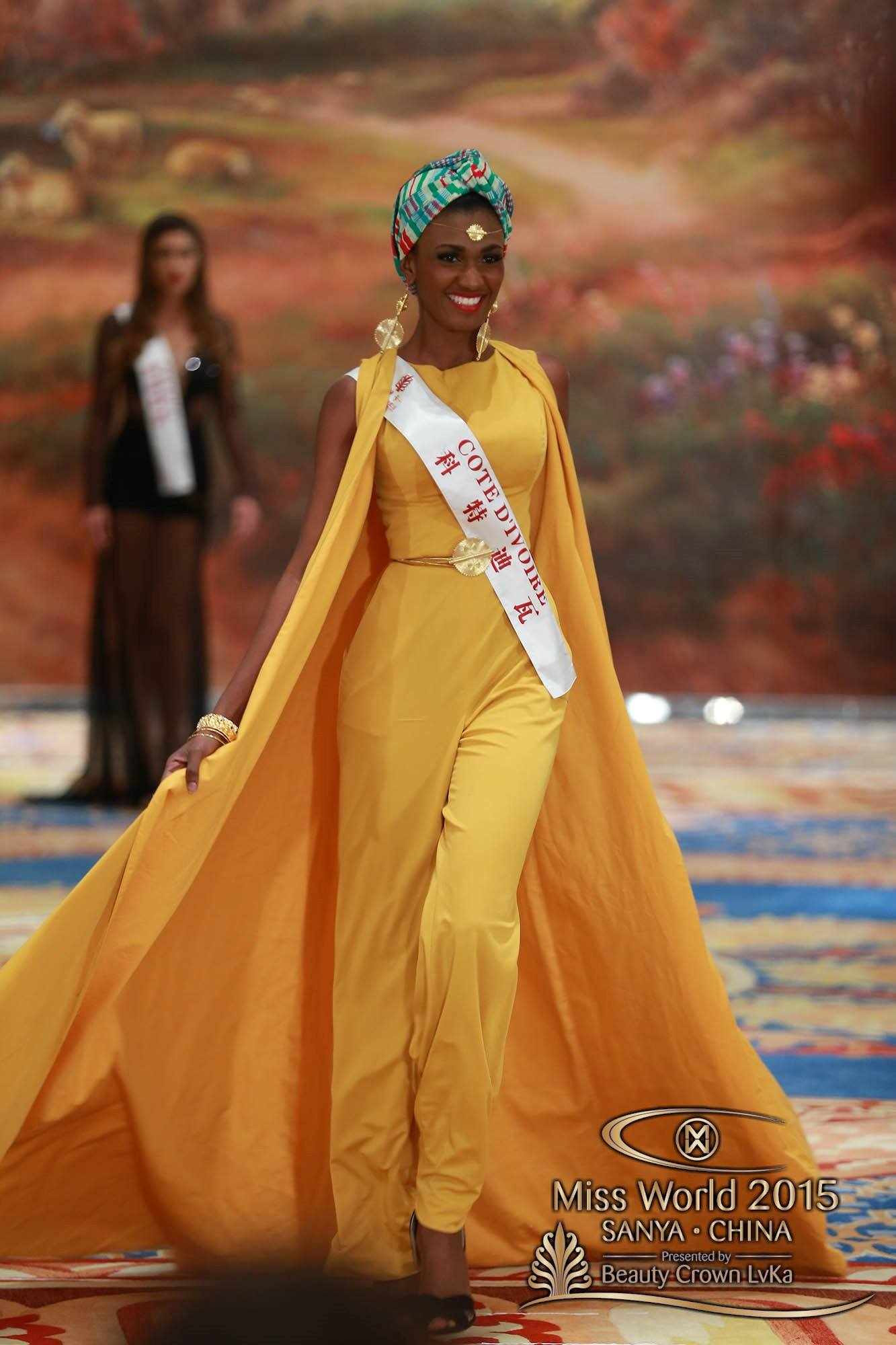 Côte d'Ivoire - Top 30 Top Model Pick & Top 10 Designer Dress Pick