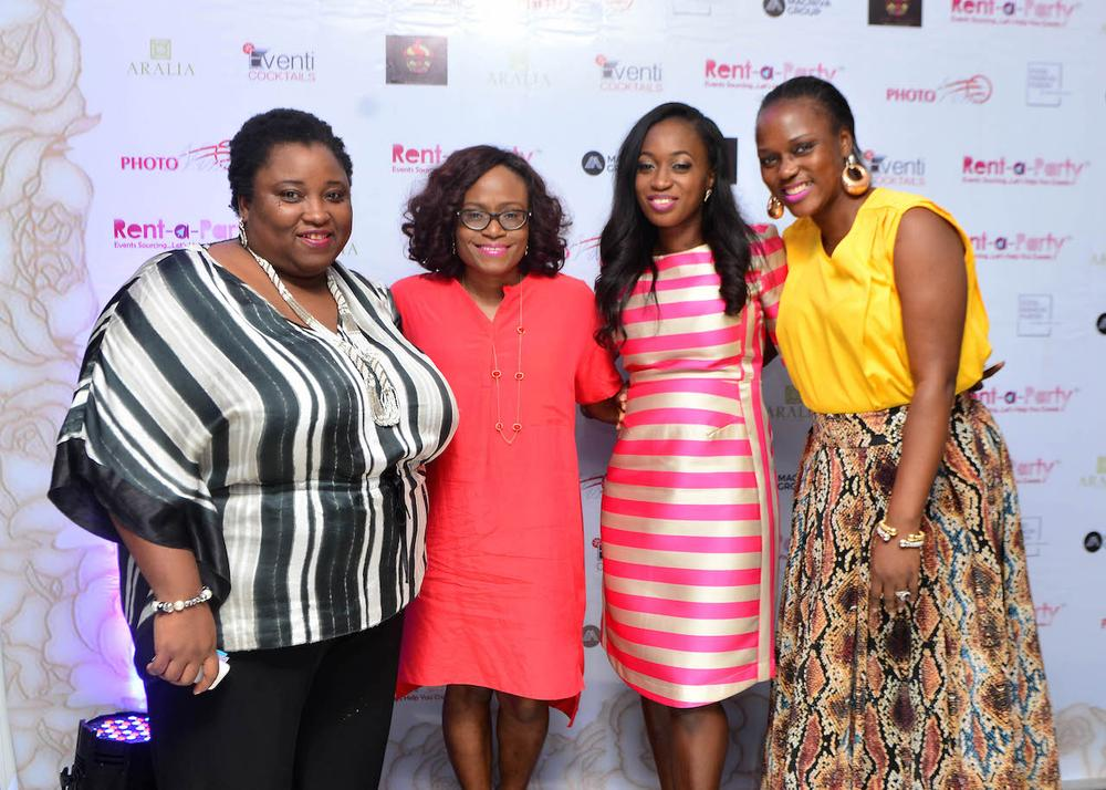 12Rent a Party Showroom Launch BellaNaija