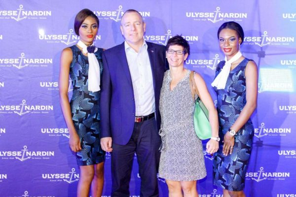 14_Mr & Mrs Moehle Ulysse Nardin and ZAKAA Abuja Launch