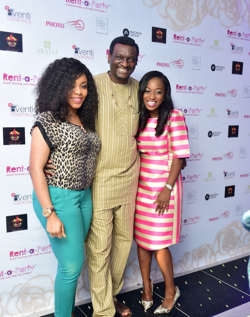 17Rent a Party Showroom Launch BellaNaija