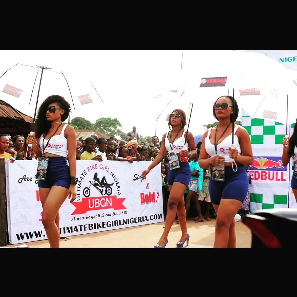 2015 Nigeria Superbike Road Race & Ultimate Bike Girl Nigeria Pageant 10